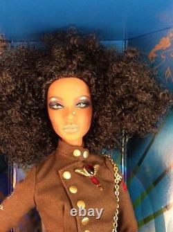HARD ROCK CAFE Barbie Doll 2007 # K7946 African American MINT