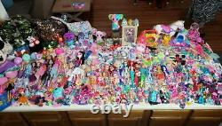 HUGE Dolls Lot! 17 Barbies, 19 Monster High Draculaura, Hairdorables, Clothes
