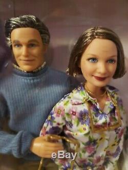 Happy Family Grandmas Kitchen Barbie Doll Set 2003 Mattel #b9880 Mint Nrfb