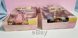 Happy Family Pregnant Midge & Baby + Alan & Ryan Birthday Barbie Dolls Lot of 2