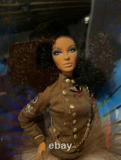 Hard Rock Cafe Aa Model Muse Barbie Doll 2007 Gold Label Mattel #k7946 Mint Nrfb