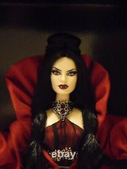 Haunted Beauty Vampire Barbie -2013-X8280-GOLD LABEL-NRFB-Excellent/Mint Cond