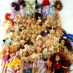 Huge Barbie Doll Collection Vintage Lot Toys Clothes Accessories Mattel Modern