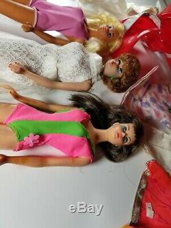 Huge Barbie Mixed Lot Vintage And many accessories READ NOTES