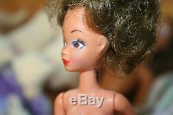 Huge Barbie/mixed Lot! 81 Dolls + Vintage, 80's, Leggy, My Scene, Disney +++