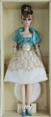 Incredible 2015 Party Dress Silkstone Barbie Doll Nrfb withMint Box