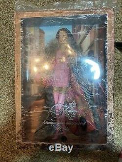 Kimora Lee Simmons Barbie Doll 2007 Gold Label Mattel #l4688 Mint Nrfb