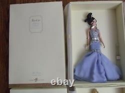 Lot 2 SORIEE Barbie PINK DRESS Platinum Label Silkstone Fashion Model 2007 &Blue