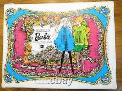 Lot 3 Vintage Dolls, Case, ClothesTNT Barbie, Skipper, Live Action PJ 1970s