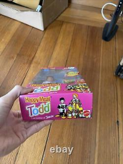 Lot of 3 McDonald's Happy Meal Stacie -Whitney Todd Barbie 1993