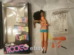Lot of 4 Vintage 1986 The Rockers Dolls In Box Barbie, Diva, Dee Dee, & Dana