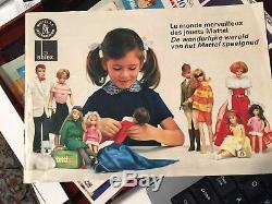 MINT orig vintage Barbie Atelier Fest / Roseraie / Pinkparfait # 1680 RARE