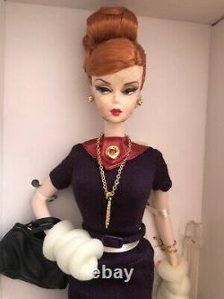 Mad Men Silkstone Gold Label Barbie Joan Holloway and Don Draper Mattel Lot NRFB