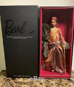 Madam Lavinia Barbie Harlem Theatre Coll. NRFB MINT LIM. ED. 10,000. Gold Label