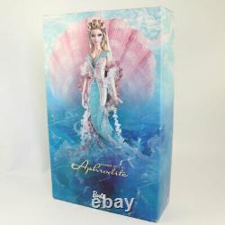 Mattel Barbie Doll 2008 50th Anniversary Gold Label Aphrodite NON-MINT BOX