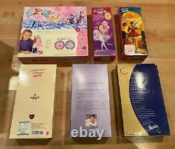 Mattel Barbie Dolls Lot New in Box
