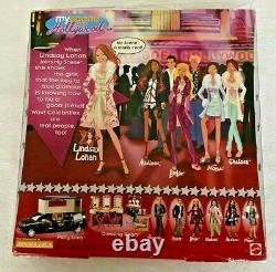 Mattel Barbie My Scene Goes To Hollywood Lindsay Lohan Doll Nrfb 2005