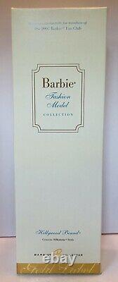 Mattel Gold Label Fashion Model HOLLYWOOD BOUND SILKSTONE Barbie Mint Only 4000