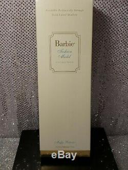 Muffy Roberts Silkstone Barbie Doll 2004 Gold Label Mattel H6465 Mint Nrfb
