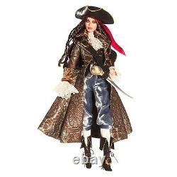 NEW 2007 The Pirate Gold Label Barbie MINT NRFB