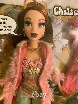 NEW Barbie My Scene Goes Hollywood Chelsea Doll 2005 Mattel SEALED NRFB NIB