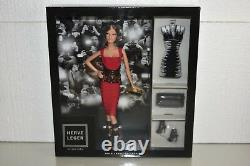 NEW Herve Leger by Max Azria Collectors Barbie Doll Gold Label 2013 MINT Rare