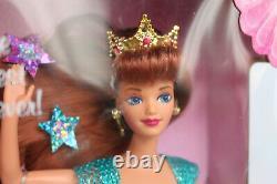 NEW Jewel Hair Mermaid Midge Barbie Doll 1995 NRFB Mattel Vintage 14589 Long