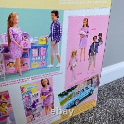 NIB RARE Barbie Happy Family Baby Store Shopping Accessory set, mint condition
