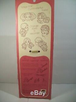 NRFB Vintage 1972 Barbie QUICK CURL Mattel 4220