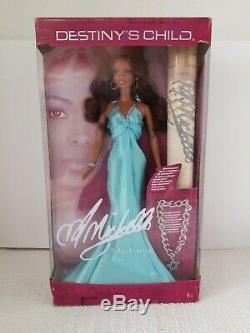 New Destiny's Child Michelle, Beyonce & Kelly Doll Set By Mattel