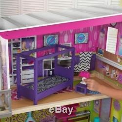 New Super Model Dollhouse with 11 accessories Barbie Doll Houses by KidKraft