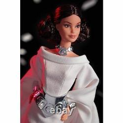 Princess Leia Star Wars x Barbie Doll MINT