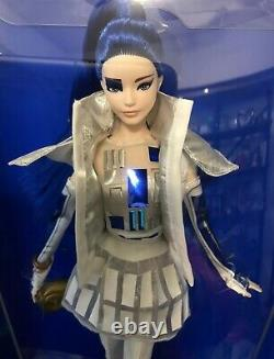R2D2 Star Wars X Barbie Doll Brand New NRFB With Shipper Expedited Shipping