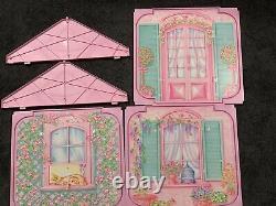 RARE BARBIE 1995 PINK'N PRETTY HOUSE Doll House In Original Box