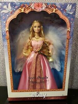 Rare Canadian Exclusive 2007 Angel Barbie Doll Mattel L3550 Mint Nrfb