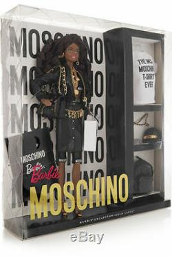 Sale! Bundle Lot Of 2 Moschino Barbie Brunette & Blonde Set Js Sold Out