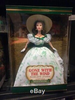 Scarlett O'Hara Barbie Doll Timeless Treasures Gone with the Wind Barbeque BBQ