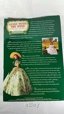 Scarlett O'Hara Doll Gone With The wind Barbecue At Twelve Oaks