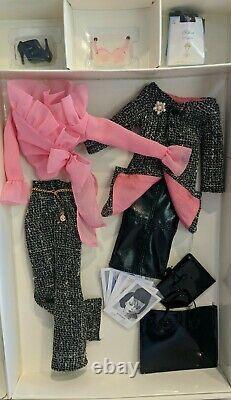 Silkstone Barbie A Model Life Limited Edition Gift Set Mint In Box 2002