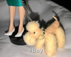 Stunning 1960s Vintage Lemon Blonde ponytail Barbie Doll MINT ALL ORIGINAL