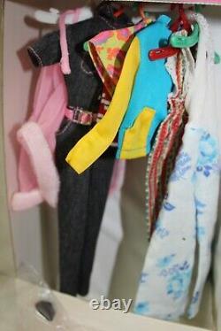 Superstar Barbie Lot & Fashion Doll Trunk 1977 70er / 80er
