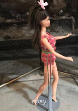 TNT Chocolate Bon Bon Barbie Doll, Near Mint, 1967, #1160