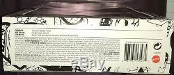 TOKIDOKI BARBIE PLATINUM LABEL-Purple-CMV58-Simone Legno-2015-Only 999-NRFB-MINT
