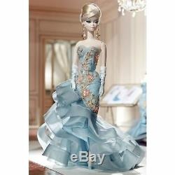 TRIBUTE Silkstone BARBIE 10 Years NRFB Gold Label Mint LE 10,000 Worldwide