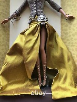 Tatu Barbie Doll Treasures of Africa Byron Lars African American AA