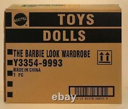 The Barbie Look Wardrobe (Y3354-9993) by Mattel