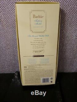 The Showgirl Silkstone Barbie Doll Gold Label 2008 Mattel L9597 Mint Nrfb
