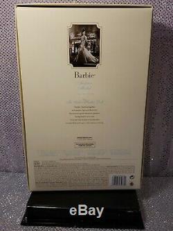 The Soiree Silkstone Barbie Doll 2007 Gold Label Mattel #k7965 Mint Nrfb