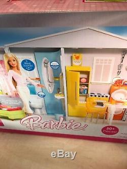 Totally Real House Barbie Play-set. Sealed In Mint Box 2006