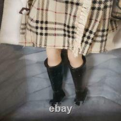 Unopened Barbie doll Burberry BLUE LABEL Doll Japan limited Mint